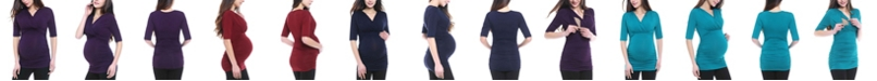 kimi + kai Daisy Maternity Nursing Top