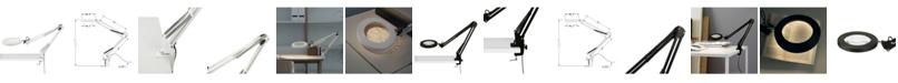 Cenports Canyon Home Magnifier LED Desk Light
