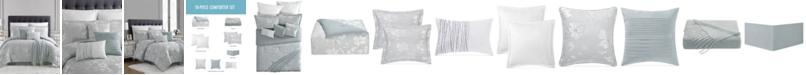 Pem America  Jardin 10-Pc. Queen Comforter Set, Created for Macy's