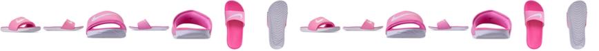 Nike Girls' Kawa Slide Sandals from Finish Line