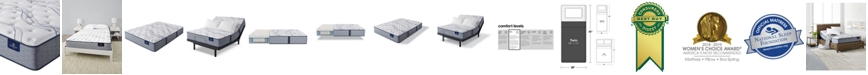 """Serta Perfect Sleeper Trelleburg II 12"""" Luxury Firm Mattress - Twin"""
