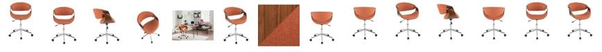Lumisource Curvo Office Chair