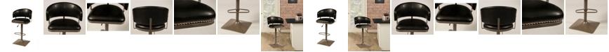 Hillsdale Pelfrey Adjustable Swivel Counter Bar Stool