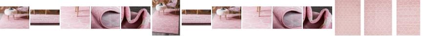 Bridgeport Home Plexity Plx2 Pink Area Rug Collection