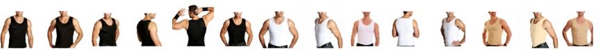 Instaslim Insta Slim Men's Compression Muscle Tank Top