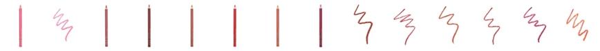 Zuzu Luxe Lip Pencil, 0.04oz