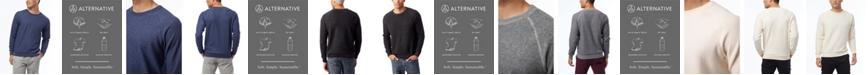 Alternative Apparel Men's Champ Eco-Teddy Fleece Sweatshirt