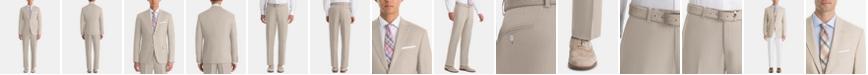 Lauren Ralph Lauren Men's UltraFlex Classic-Fit Tan Linen Suit Separates