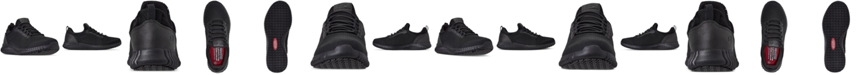 Skechers Men's Work Relaxed Fit Cessnock Slip-Resistant Work Athletic Sneakers from Finish Line