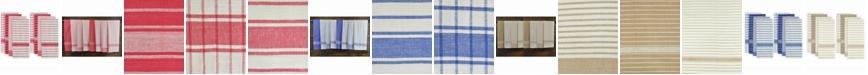 Design Imports Basic Dishtowel, Set of 8