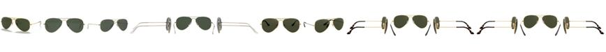 Ray-Ban Sunglasses, RB3025 AVIATOR