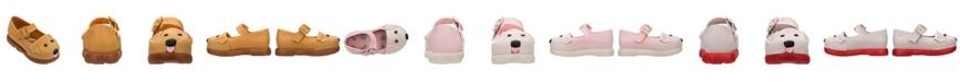 Mini Melissa Toddler Girls Play Step BB Shoe