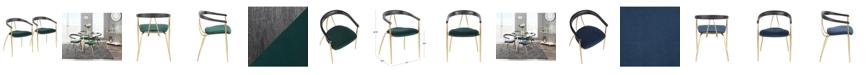 Lumisource Vanessa Dining Chair (Set of 2)