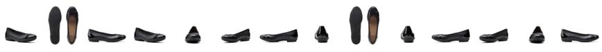 Clarks Collection Women's Sara Tulip Ballet Flat Shoes