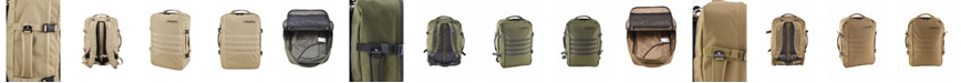 CabinZero Military-Inspired 44L Backpack
