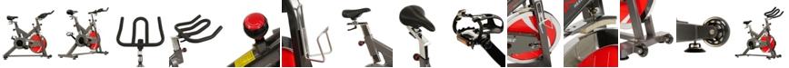 Sunny Health & Fitness Belt Drive Indoor Cycling Bike - SF-B1712