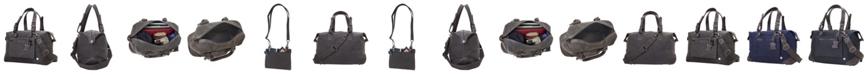 Token Lafayette Small Waxed Duffel Bag