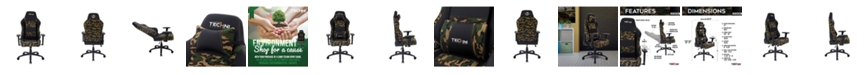 RTA Products Techni Sport TS-60 Gaming Chair
