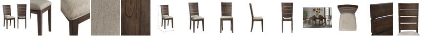 Picket House Furnishings Murphy Slat Back Side Chair Set