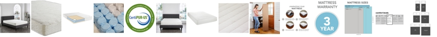 """Sleep Trends Ana 8"""" Cushion Firm Tight Top Mattress Collection"""