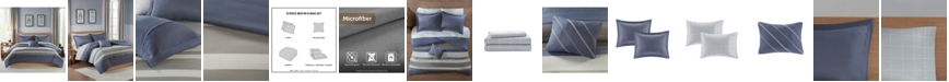 Intelligent Design Marsden Full 8-Pc. Comforter Set