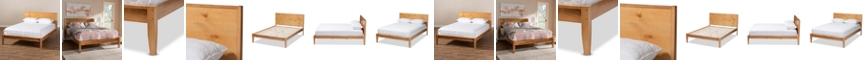 Furniture Gidie King Platform Bed