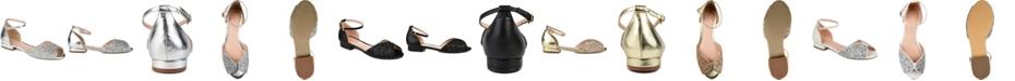 Journee Collection Women's Verona Low Block Heel Pumps