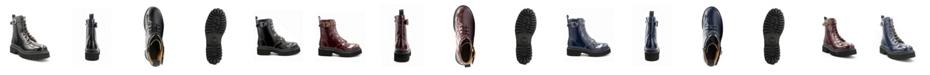 VHNY Debra Combat Boots