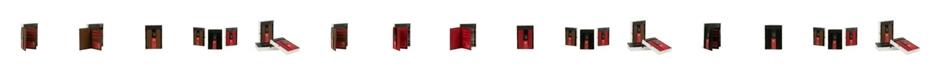 CHAMPS RFID Blocking Passport Holder in Gift Box