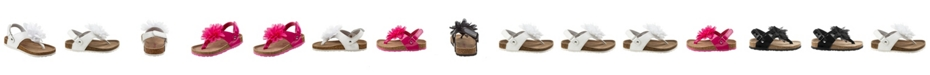 Laura Ashley Every Step Cork Lining Sandals