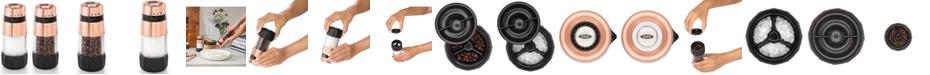 OXO Good Grips Accent Mess Free Salt & Pepper Grinder Set