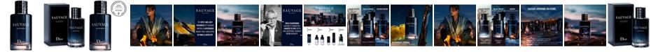 Dior Men's Sauvage Eau de Parfum Spray, 3.4-oz.