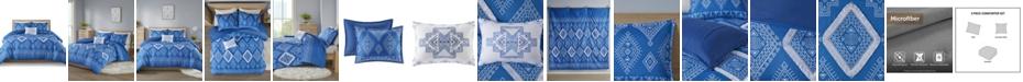 Intelligent Design Giselle 3 Piece Twin/Twin XL Comforter Set
