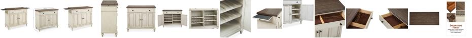Furniture Barclay Expandable Buffet