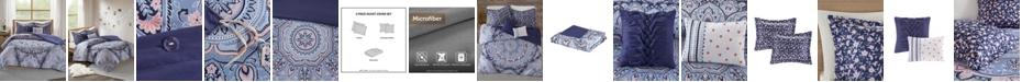 Intelligent Design Odette Twin/Twin XL 4-Pc. Boho Duvet Cover Set