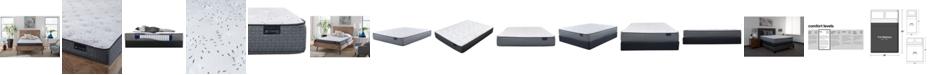 "King Koil Luxury Almond 13"" Firm Mattress Set- Full"