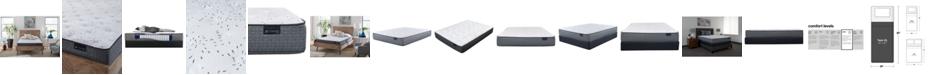 """King Koil Luxury Almond 13"""" Plush Mattress Set- Twin XL"""