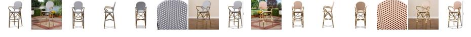 Furniture Marguerite Outdoor Bar Stool