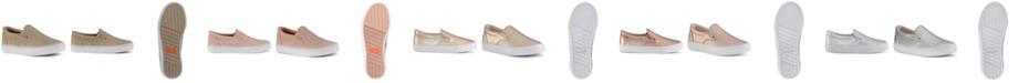 Lugz Women's Clipper LX Classic Slip-On Sneaker