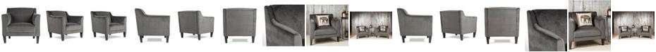 Clickhere2shop Grotto Arm Chair - Empire Stone
