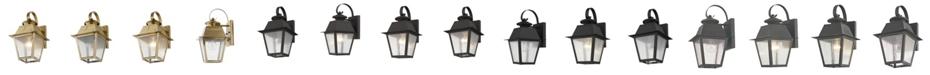 Livex Mansfield 1-Light Outdoor Wall Lantern
