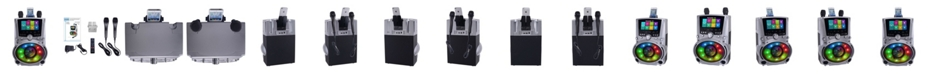 Karaoke USA WK760 All-In-One Wi-Fi Multimedia System
