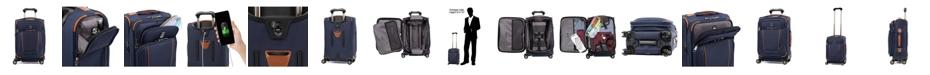 "Travelpro Crew Versapack® 20"" Global Softside Carry-On Spinner"
