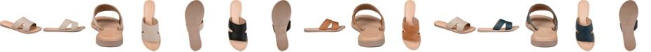Journee Signature Women's  Walker Sandals