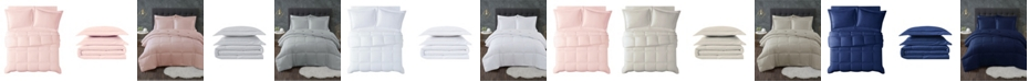 Truly Calm Antimicrobial  Down Alternative 2 Piece Comforter Set, Twin/Twin Xl
