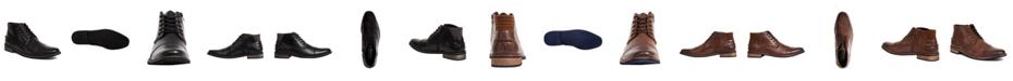 DEER STAGS Men's Rhodes Memory Foam Chukka Boot