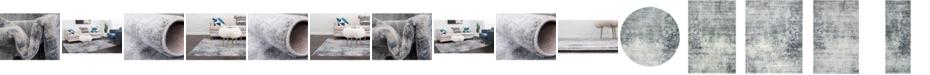 Bridgeport Home Haven Hav1 Gray Area Rug Collection