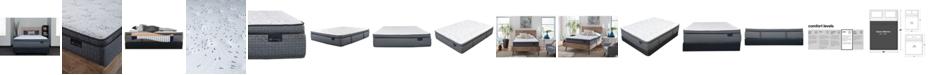 """King Koil Luxury Prescott 15"""" Plush Pillow Top Mattress Set- Queen"""