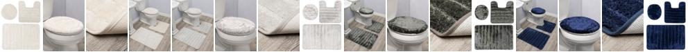 Sobel Westex Luxury Nylon 3 Piece Bath Rug Set