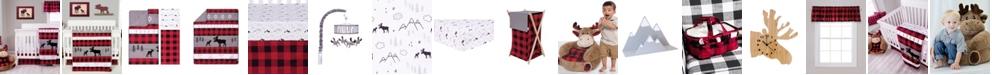 Trend Lab Lumberjack Moose Nursery Collection